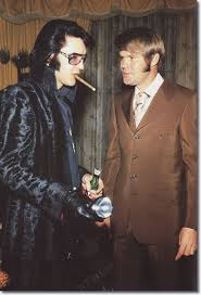 Elvis and Glen Campbell